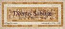 Domus Sabinae